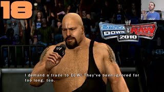 WWE SmackDown vs. Raw 2010: Road to WrestleMania #18