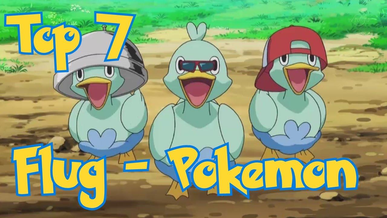 Flug Pokemon Schwäche
