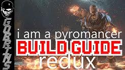 Dark Souls 3 - Beast Pyromancer Build Destroys PVP Arena!