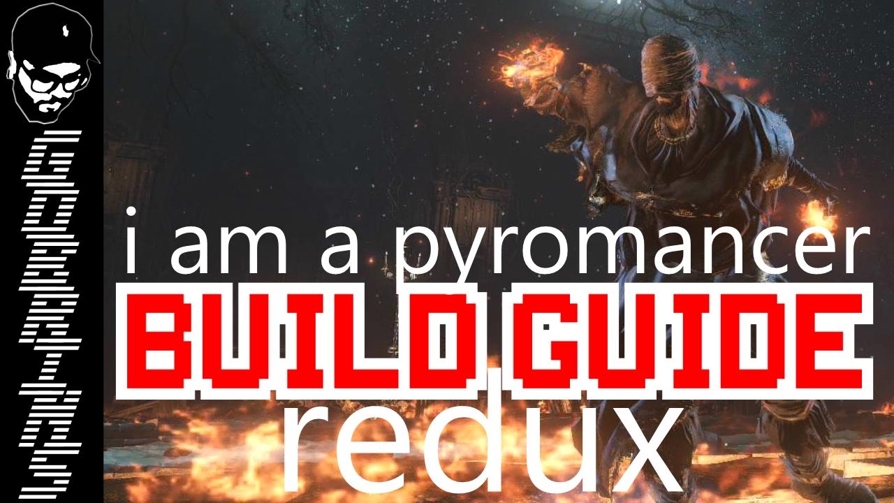 Pyromancy Dark Souls  Build