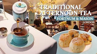 Perfect AFTERNOON TEA at Fortnum And Mason - Best Afternoon Tea London thumbnail