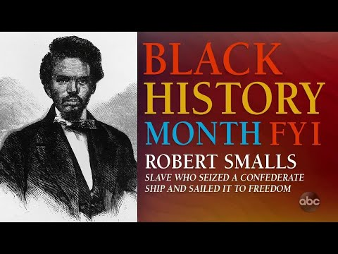 Black History Month FYI: Robert Smalls   The View