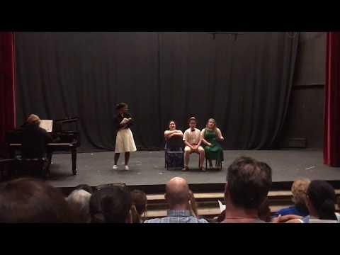 Kimi and friends BUTI opera scene 'Ain't It Awful, The Heat' by Kurt Weill