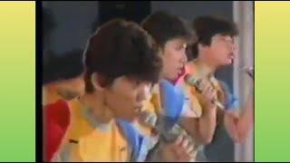 80年代 #シブがき隊 #アイドル #懐メロ.