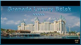 Granada Luxury Belek / Turkey / Holiday / All Inclusive / Luxury / Travel / New / Wonderland