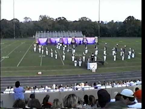 2000 Campbellsville High School Band
