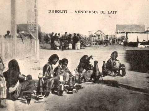 Souvenir de DJibouti...mama Africa-mama Djibouti....
