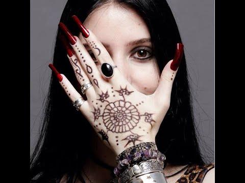 Tutorial Henna Tattoo - Mehndi