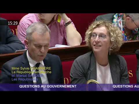 Ma question au Gouvernement à Muriel Pénicaud