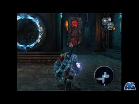 Darksiders: The Black Throne - Getting The Beholder Key