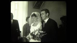 1968 Петровск Свадьба Дмитрия Гайворонского