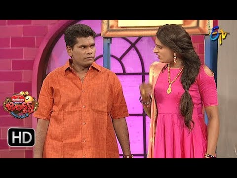 Chammak Chandra Performance | Jabardasth | 6th December 2018 | ETV Telugu