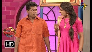 Chammak Chandra Performance | Jabardasth | 6th December 2018 | ETV Telugu