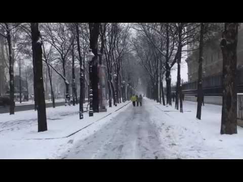 ☼ Vienna | Atmosphere of the impressive snowy winter landscape