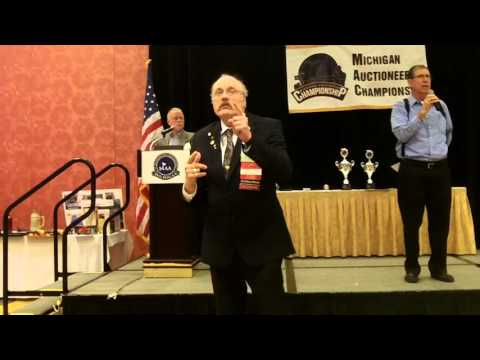 Wayne Blair, Michigan Ringman Championship