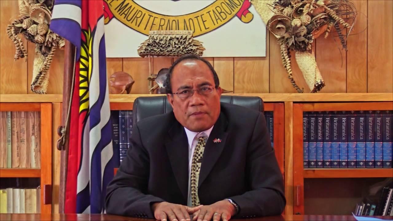 Kiribati.: Statement 2016 UN Climate Change high-level event