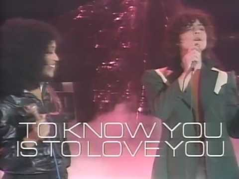 MARC BOLAN WITH GLORIA JONES - TO KNOW YOU IS TO LOVE YOU(STUDIO LIVE)