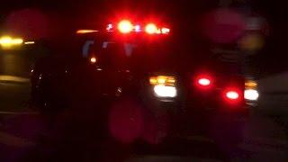 PFD Fire Marshal 21 Responding