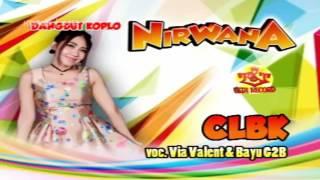 Video Via Vallen - CLBK ft Bayu G2B -Nirwana terbaru download MP3, 3GP, MP4, WEBM, AVI, FLV Oktober 2017