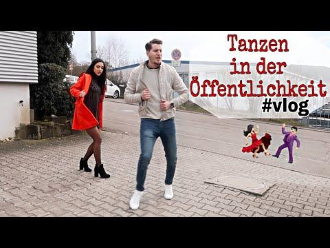 Tanzen in der Öffentlichkeit 😂 Sephora Eröffnung in Stuttgart #Vlog