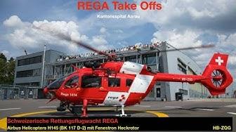 REGA Take Offs