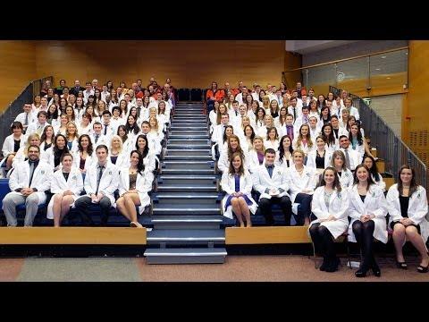 UCD School of Veterinary Medicine - White Coat Ceremony 2014