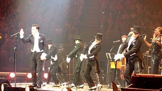Robbie Williams - Puttin' On The Ritz (Live - Phones4U Arena, Manchester UK, June 2014)