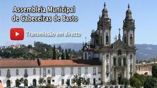 Assembleia Municipal de Cabeceiras de Basto | 27 de Novembro de 2015
