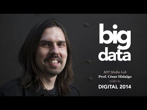 Big Data - Prof César Hidalgo, MIT media Lab