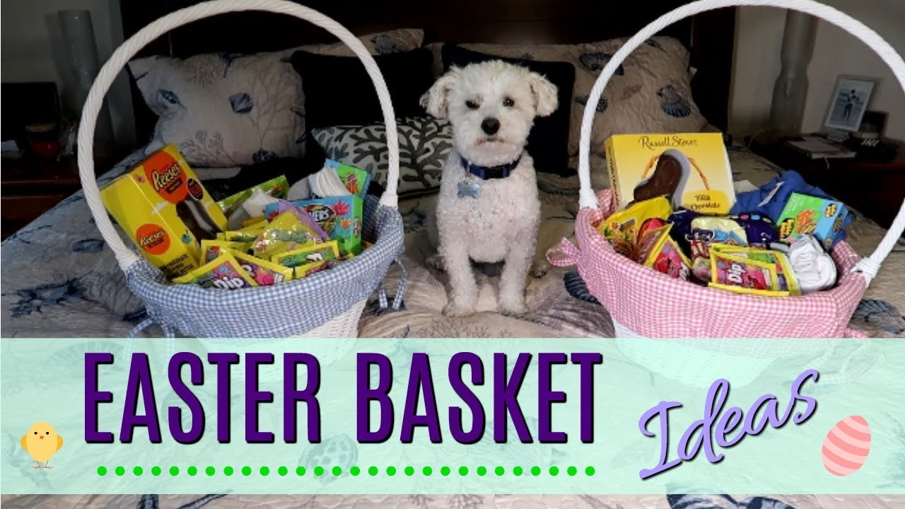 Whats in my teenagers easter basket ideas for teens youtube whats in my teenagers easter basket ideas for teens negle Image collections