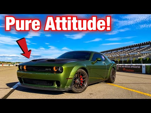 Dodge Hellcat Redeye Is Insane! In Depth Review & POV!