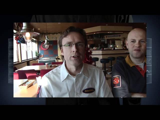 Kerstboodschap Coaches Pieter en Ronald