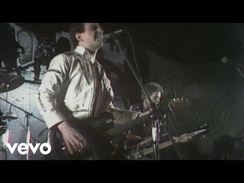 The Clash - White Riot (Promo Footage)
