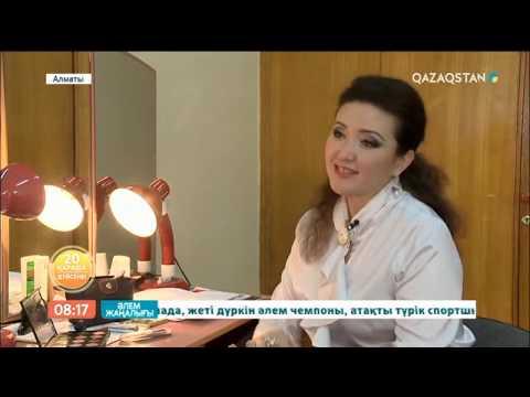 Айзада Сатыбалдиева: Арманы жоқ актрисалардың бірімін