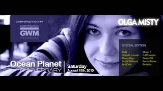 Ani Onix - Ocean Planet Anniversary Guest Mix [29-July 2015] On Pure.fm