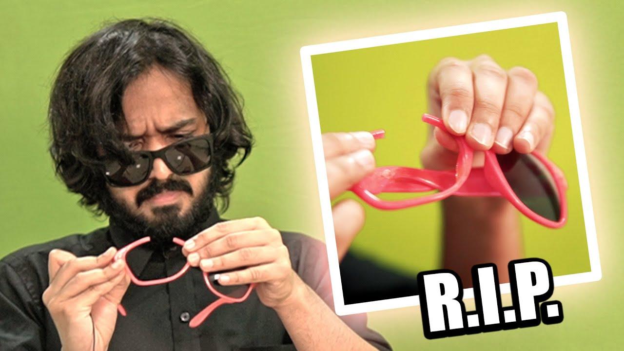 Broke my Pink Shades... 😔
