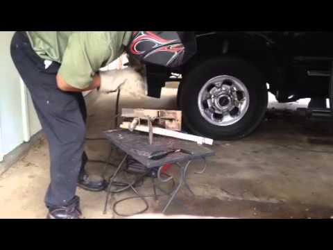 Flux Core Welding With Lincoln Welder