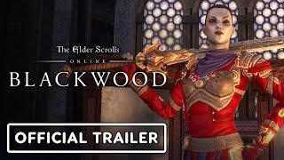 The Elder Scrolls Online: Blackwood - Official Companions Trailer
