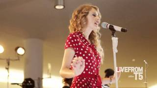 JetBlue - Taylor Swift Live from T5 - Speak Now - HD