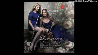 Gabriel Faure Cantique de Jean Racine for Two Flutes & Piano-Lisa Friend, Anna Stokes & Mark Kinkaid