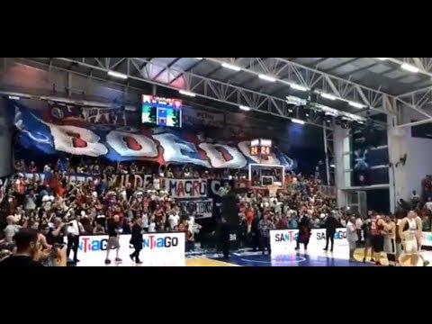 Liga de las Américas: San Lorenzo 73-65 Ferro