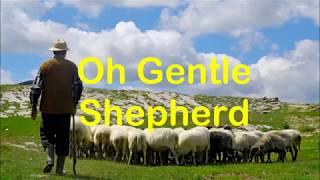 Oh Gentle Shepherd song by Jim Reeves with Lyrics YouTube Videos