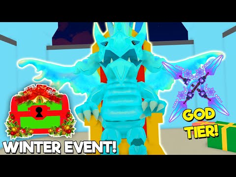 *NEW* Winter Event, Skills, Special Quest, AND MORE! (ROBLOX SUPER POWER FIGHTING SIMULATOR)