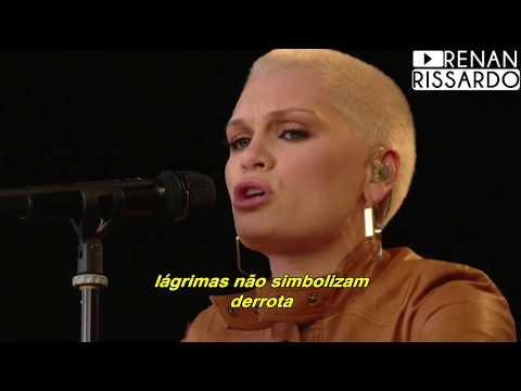 Jessie J - Who You Are Tradução