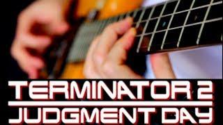 Terminator 2 Theme (Solo Bass)