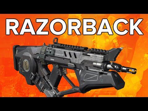 Black Ops 3 In Depth: Razorback SMG Review