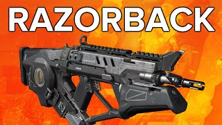 Black Ops 3 In Depth: Razorback SMG Review