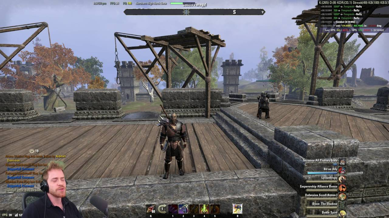 Cheating in ESO - Banned and Unbanned from ESO