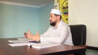 День 3. Исламский лагерь имени Абу Ханифы. Начало уроков по исламу