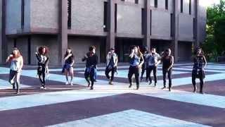 Werkin' Girls Choreography by Jordan Best